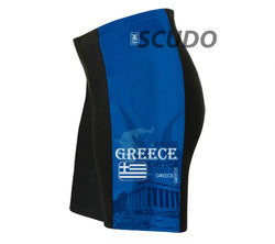 Greece Triathlon Shorts