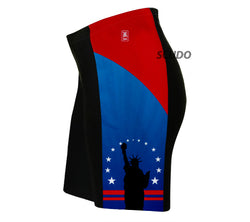 Lady Liberty Triathlon Shorts