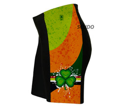 Lucky Leaf Triathlon Shorts
