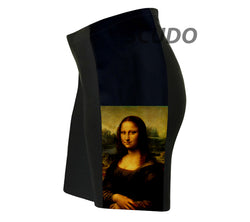 Mona Lisa Triathlon Shorts