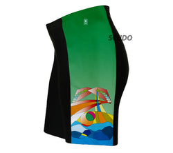 Mosaic Triathlon Shorts