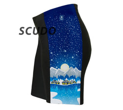 Winter Wonderland Triathlon Shorts