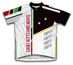 Saint Kitts And Nevis ScudoPro Cycling Jersey