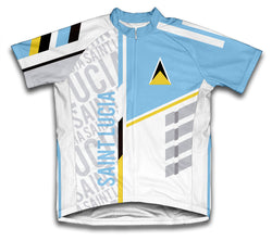 Saint Lucia ScudoPro Cycling Jersey