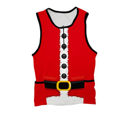 Santa Suit Triathlon Top