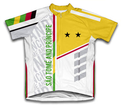 Sao Tome And Principe ScudoPro Cycling Jersey