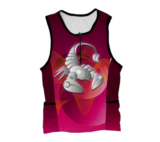 Scorpio Triathlon Top