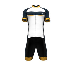 Seashell Canary Scudopro Cycling Speedsuit for ManSeashell Canary Scudopro Cycling Speedsuit for Man