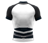 Seashell Prussian Short Sleeve Cycling PRO Jersey
