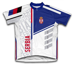 Serbia ScudoPro Cycling Jersey