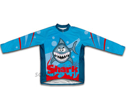 Shark Winter Thermal Cycling Jersey