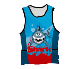 Shark Triathlon Top