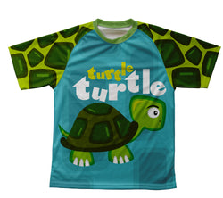 Shy Turtle Technical T-Shirt for Men and Women