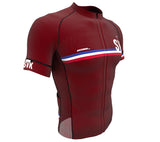 Slovakia Vine CODE Short Sleeve Cycling PRO Jersey for Men and Women