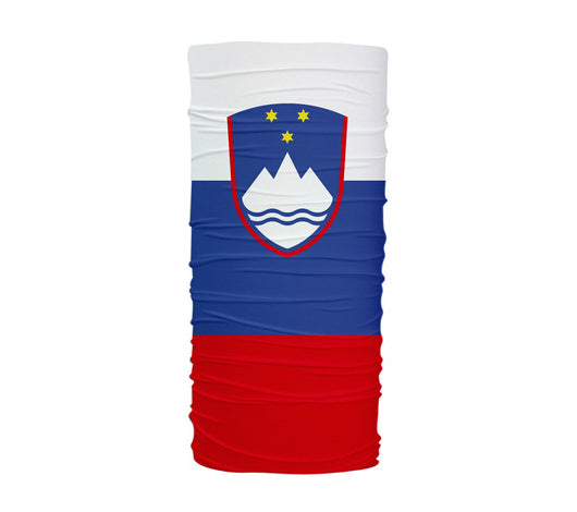 Slovenia Flag Multifunctional UV Protection Headband