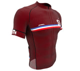 Slovenia Vine CODE Short Sleeve Cycling PRO Jersey for Men and Women