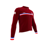 ScudoPro Pro Thermal Long Sleeve Cycling Jersey Country CODE South Africa | Men and Women