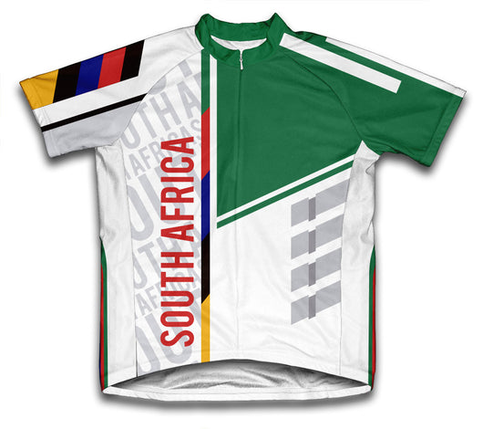 South Africa ScudoPro Cycling Jersey