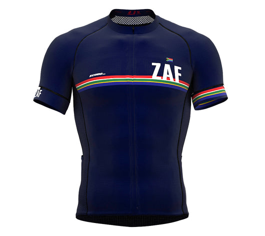 South Africa Blue CODE Short Sleeve Cycling PRO Jersey for Men and WomenSouth Africa Blue CODE Short Sleeve Cycling PRO Jersey for Men and Women