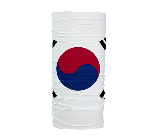 South Korea Flag Multifunctional UV Protection Headband