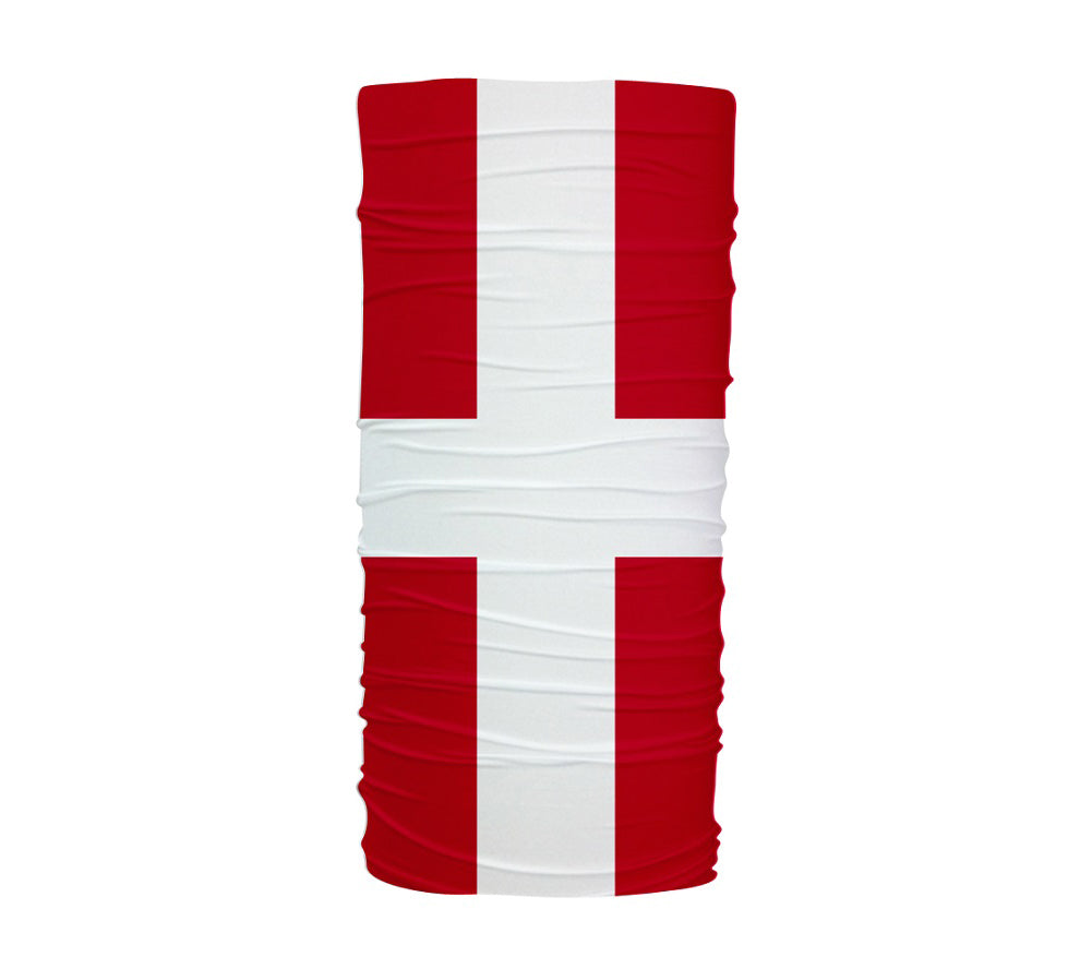 Sovereign Military Order Of Malta Flag Multifunctional UV Protection Headband