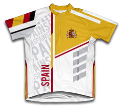 Spain ScudoPro Cycling Jersey