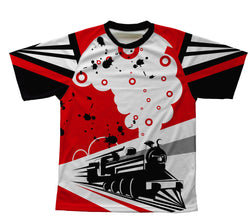 Speed Tracks Technical T-Shirt for Men and Women