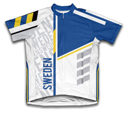 Sweden ScudoPro Cycling Jersey