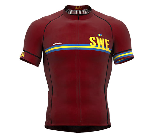 Sweden Vine CODE Short Sleeve Cycling PRO Jersey for Men and WomenSweden Vine CODE Short Sleeve Cycling PRO Jersey for Men and Women