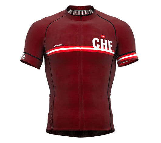 Switzerland Vine CODE Short Sleeve Cycling PRO Jersey for Men and WomenSwitzerland Vine CODE Short Sleeve Cycling PRO Jersey for Men and Women