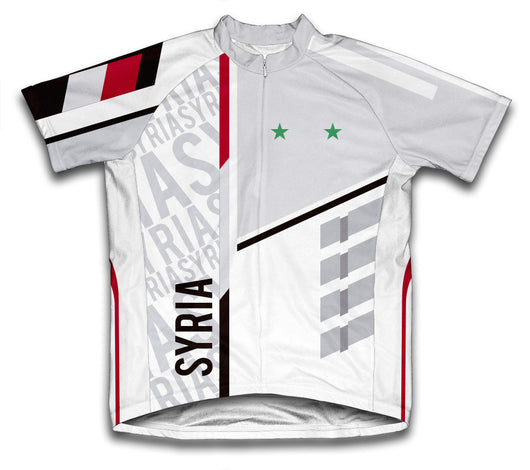 Syria ScudoPro Cycling Jersey