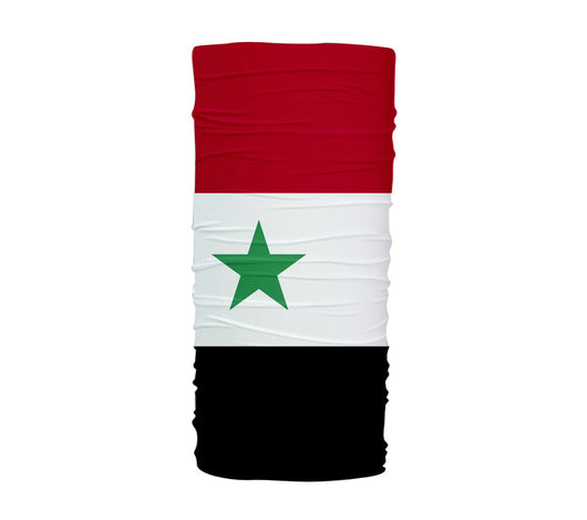 Syria Flag Multifunctional UV Protection Headband