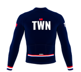ScudoPro Pro Thermal Long Sleeve Cycling Jersey Country CODE Taiwan | Men and Women