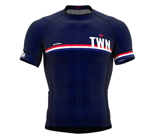 Taiwan Blue CODE Short Sleeve Cycling PRO Jersey for Men and WomenTaiwan Blue CODE Short Sleeve Cycling PRO Jersey for Men and Women