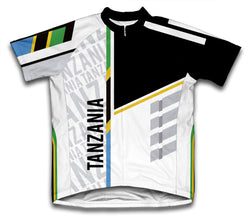 Tanzania ScudoPro Cycling Jersey for Men and Women