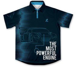 Team Work Pit Crew Racing Shirt Jersey