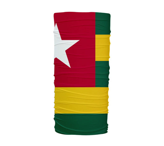 Togo Flag Multifunctional UV Protection Headband