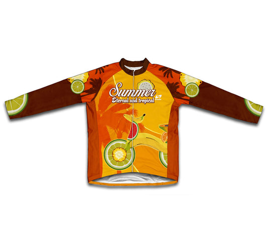 14ed92d0c Tropical Summer Winter Thermal Cycling Jersey – ScudoPro
