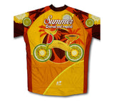 Tropical Summer Winter Thermal Cycling Jersey
