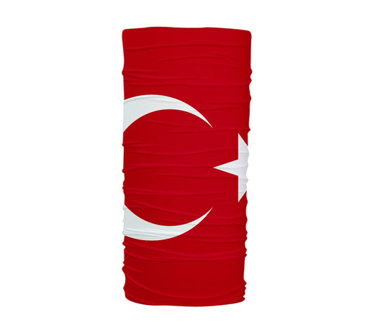 Turkey Flag Multifunctional UV Protection Headband
