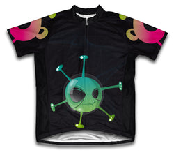 UFO Spaz Short Sleeve Cycling Jersey for Men and Women