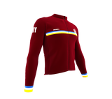 ScudoPro Pro Thermal Long Sleeve Cycling Jersey Country CODE Ukraine | Men and Women