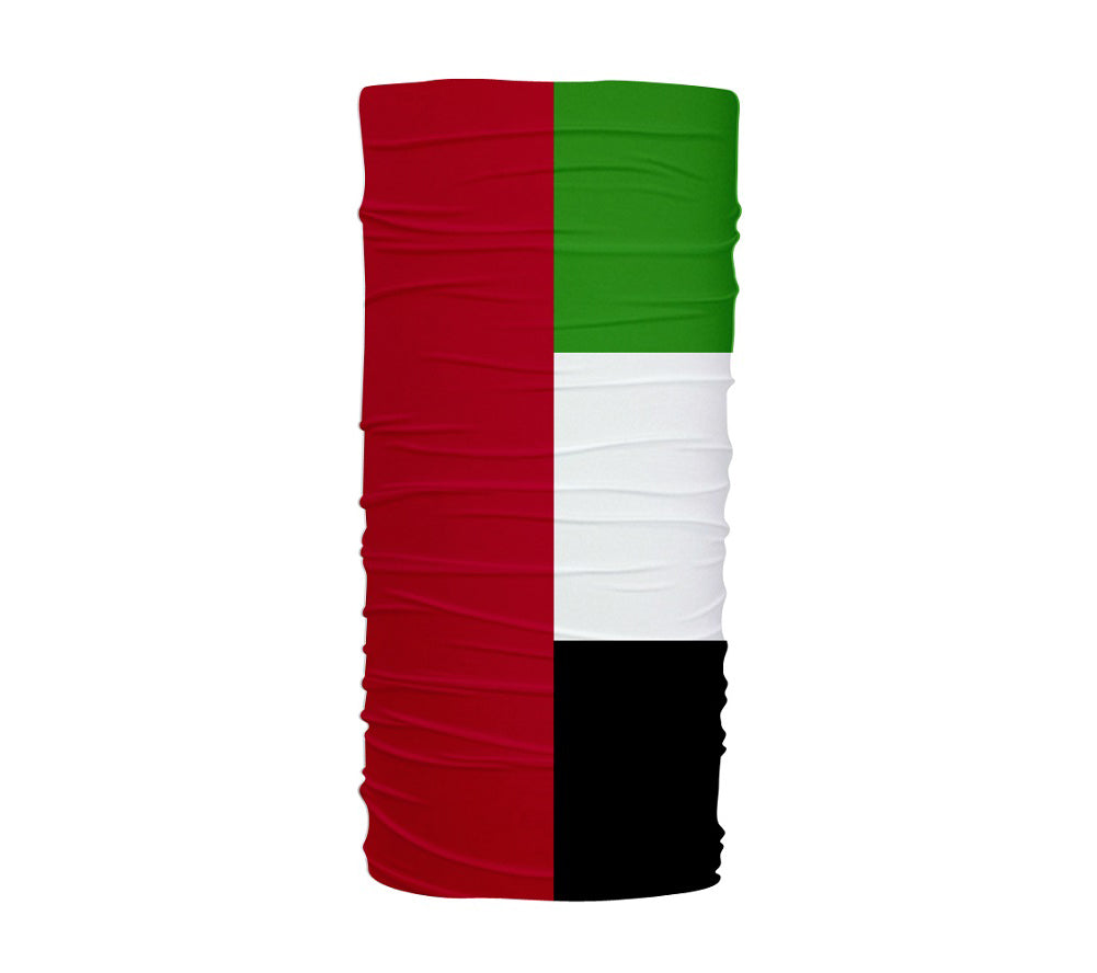 United Arab Emirates Flag Multifunctional UV Protection Headband