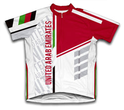 United Arab Emirates ScudoPro Cycling Jersey