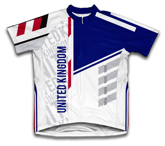 United Kingdom ScudoPro Cycling Jersey