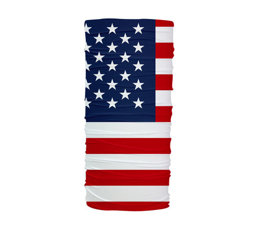 United States Flag Multifunctional UV Protection Headband