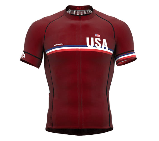 United States Vine CODE Short Sleeve Cycling PRO Jersey for Men and WomenUnited States Vine CODE Short Sleeve Cycling PRO Jersey for Men and Women