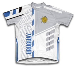 Uruguay ScudoPro Cycling Jersey