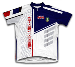 Virgin Islands - UK ScudoPro Cycling Jersey