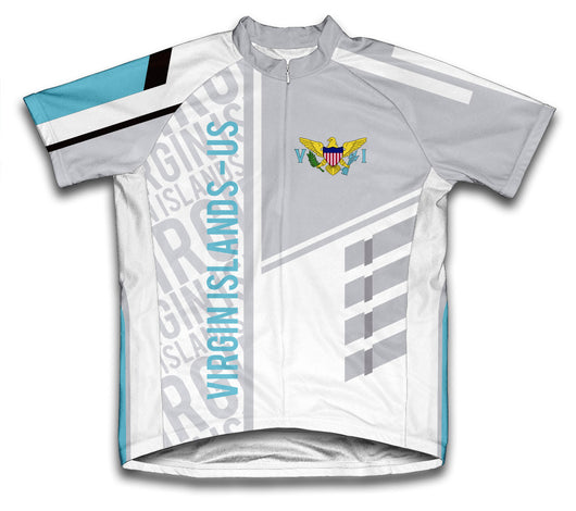 Virgin Islands - US ScudoPro Cycling Jersey